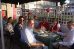 2016- JULY - ATHENS - INFORMAL CANADA DAY CELEBRATION - General Festivities