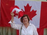 2019 - JULY - ATHENS - INFORMAL CANADA DAY CELEBRATION PHOTO BOOTH